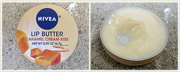 Nivea Lip Butter in Caramel Cream Kiss