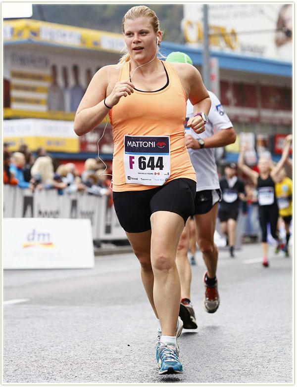 Running a half marathon in the Czech Republic