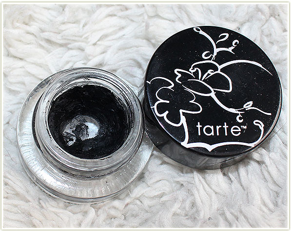 Tarte's gel liner in Black