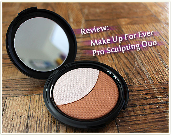 Review: Make Up For Ever Pro Sculpting Duo