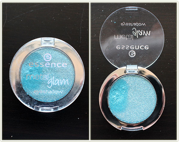 essence Metal Glam eyeshadow in Jewel of the Ocean (free – swap)