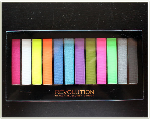 Makeup Revolution – Acid Brights (gift)