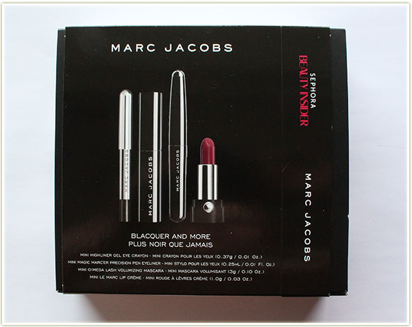 Marc Jacobs 500 Point Perk from Sephora