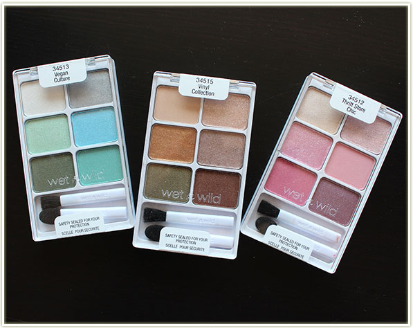 Wet n Wild – Vegan Culture, Vinyl Collection and Thrift Store Chic ($4.99 CAD each)