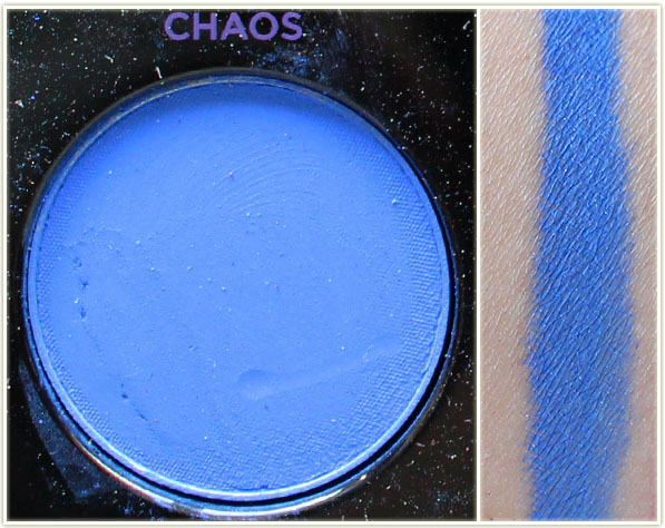 Swatch Sunday: Urban Decay – Electric - Makeup Your Mind Urban Decay Chaos