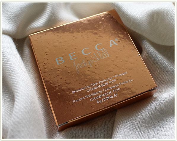 Becca - Champagne Pop box