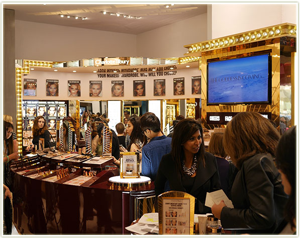 Event Charlotte Tilbury Takes Canada Makeup Your Mind