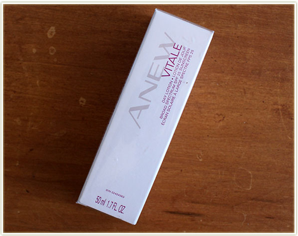 Avon - Anew Vitale (free - swap)