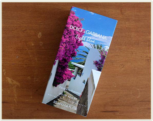 Dolce & Gabanna Light Blue - Escape to Panarea (free - swap)