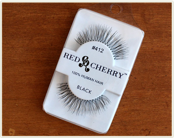 Red Cherry lashes (free - swap)