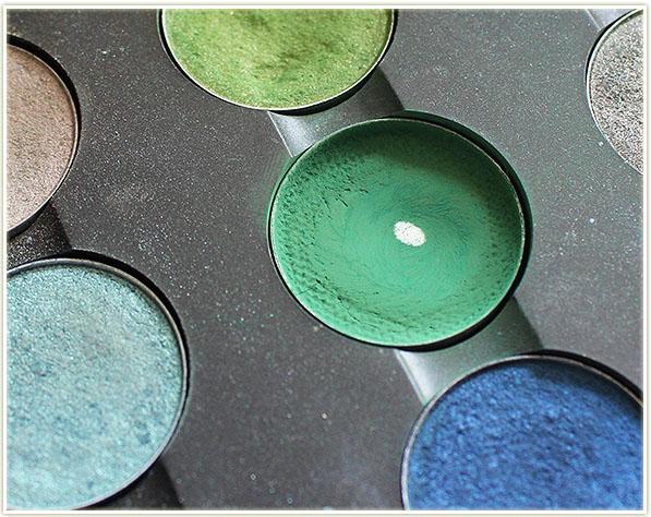MAC - Landscape Green pigment