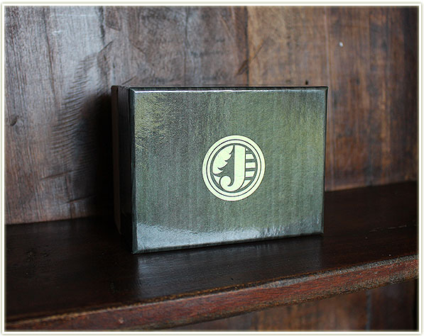 JORD Wood Watch - box