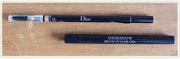 Dior brow products - free (gift)
