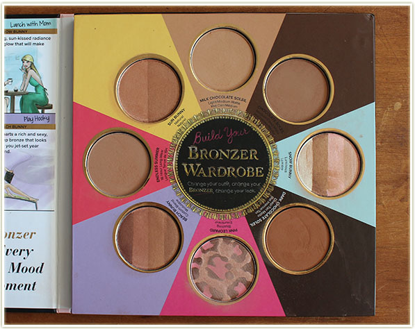 Too Faced - The little Black Book of Bronzer (free - gift)