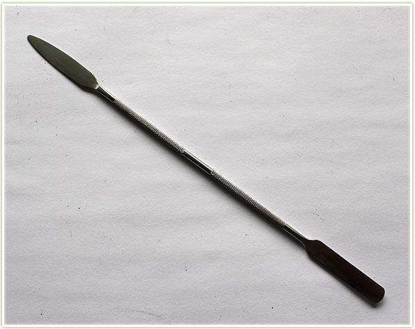 Metal spatula ($4 CAD)