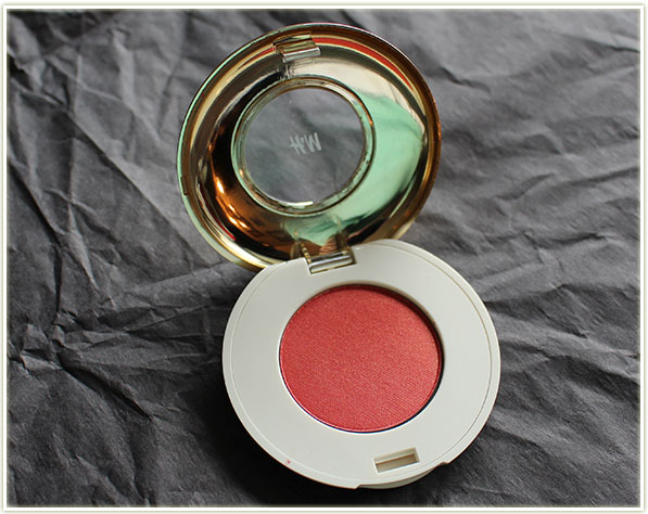 H&M High Impact Eye Colour - In The Red