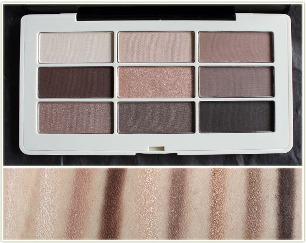 H&M Eye Colour Palette in Smoky Nudes