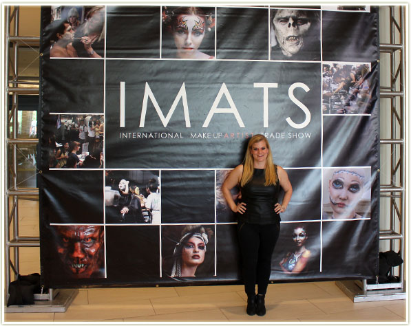 My second year of IMATS!