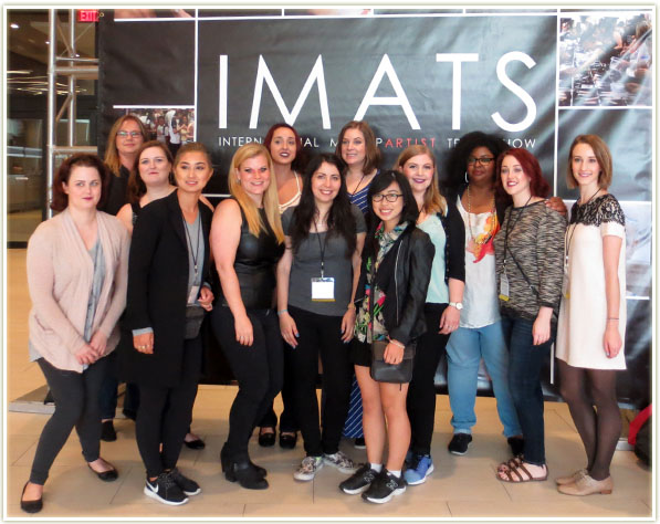 Canadian Beauty Bloggers out in force!