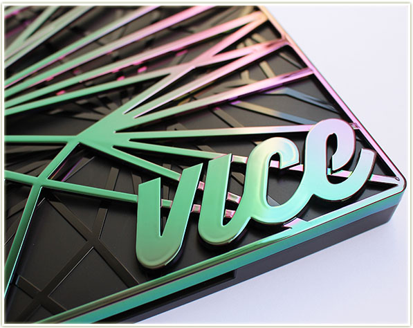 Urban Decay Vice 4 palette