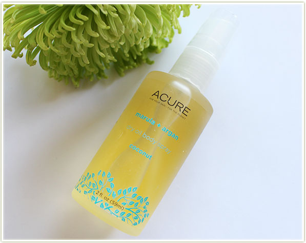 ACURE Coconut Dry Oil Body Spray