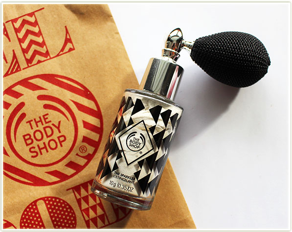 The Body Shop - The Sparkler in Silver Glimmer ($11 CAD - sale)