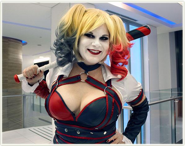 Halloween 2015 - Harley Quinn