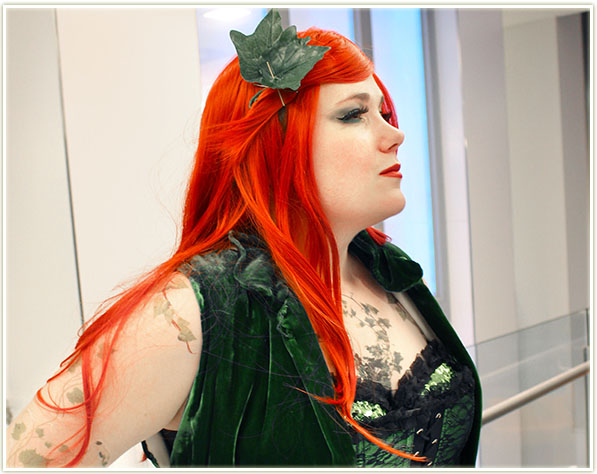 Halloween 2015: Poison Ivy