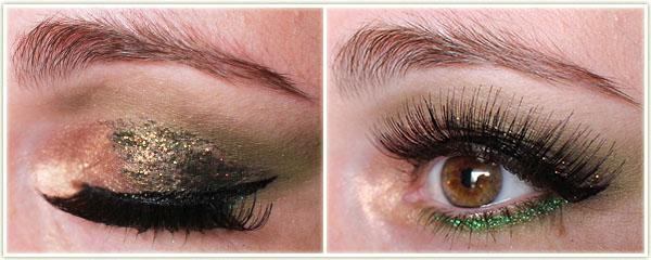 Halloween 2015: Poison Ivy - eyes