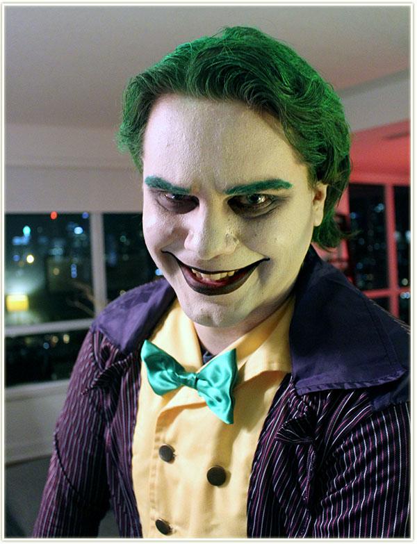 Halloween 2015: The Joker