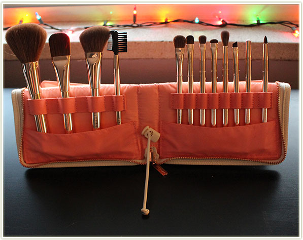 Sephora Collection Stand Up and Shine Brush Set