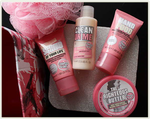 Soap & Glory Bright and Bubbly