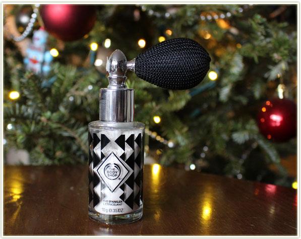 The Body Shop - Shimmer Spray in Silver