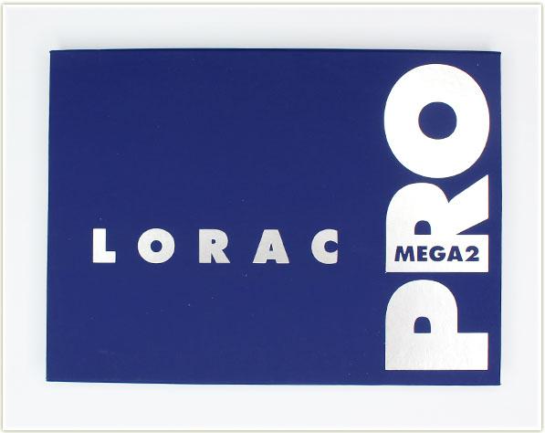 LORAC Mega Pro 2 ($55 USD)