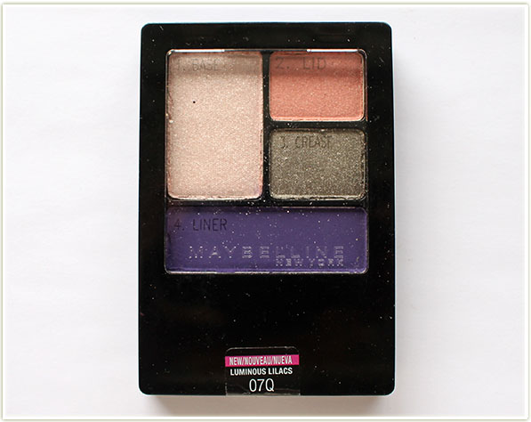 Maybelline - Luminous Lilacs (free - gift)