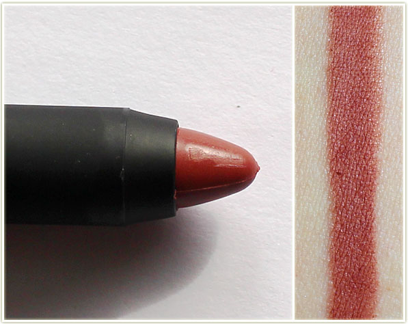 Wet n Wild Velvet Matte Lip Color in A362 Looking For Truffle