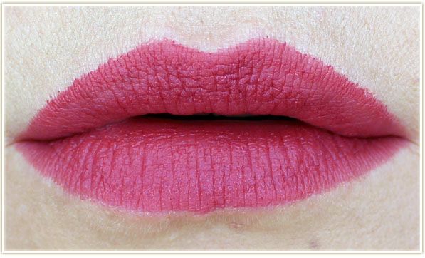 Wet n Wild Velvet Matte Lip Color in A363 Hickory Smoked