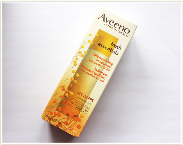 Aveenon Fresh Essentials Daily Nourishing Moisturizer