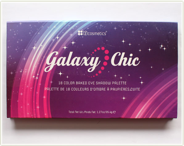BH Cosmetics - Galaxy Chic
