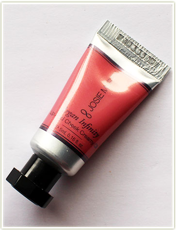 Josie Maran - Argan Infinity Creamy Lip & Cheek Oil in Limitless Pink