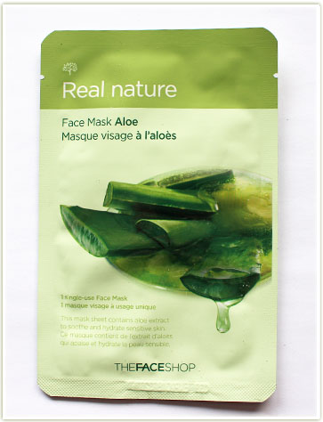 THEFACESHOP - Face Mask Aloe