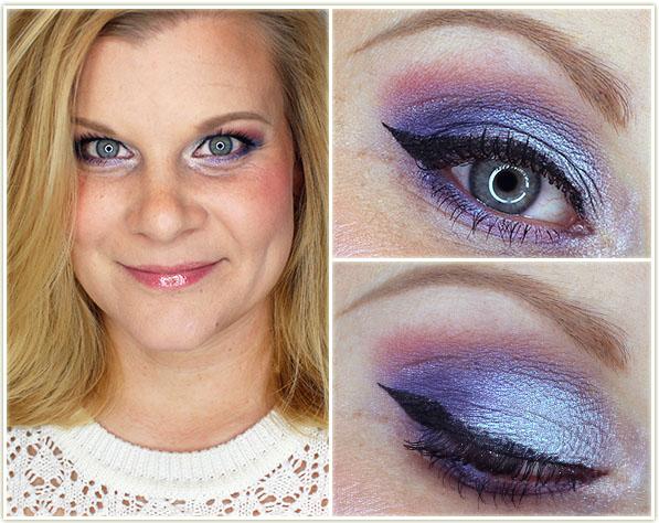 Makeup Geek look