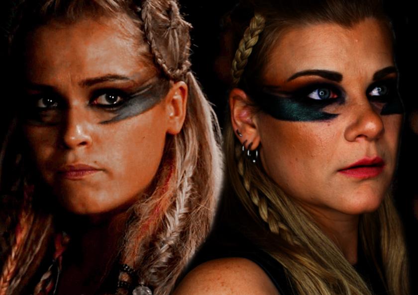 VIDEO: The 100's Wanheda/Clarke - Makeup Your Mind