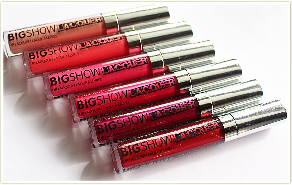 Annabelle Big Show Lacquers