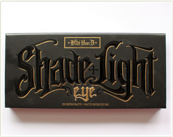 Kat Von D Shade + Light Eye