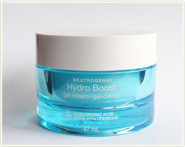 neutrogena boost gel cream
