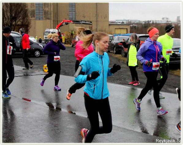 Reykjavik Spring Half Marathon