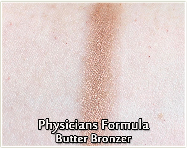 Physicians Formula Butter Bronzer - swatch