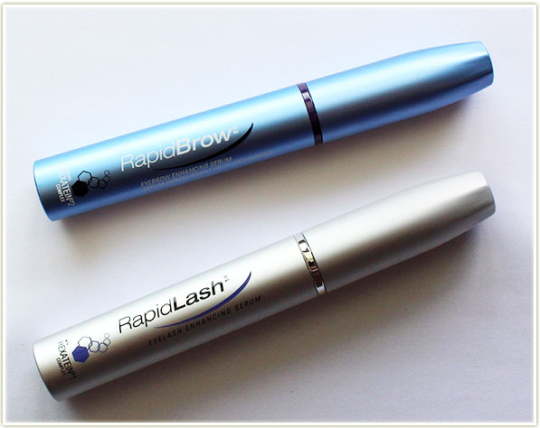 Skincare Saturday: RapidBrow & RapidLash - Makeup Your Mind