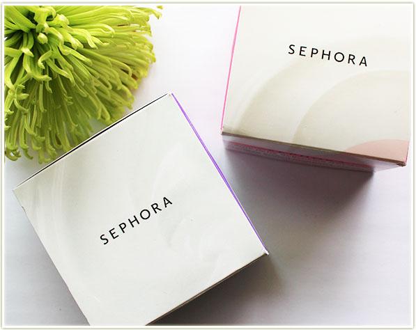Sephora Collection - Intensive Instant Moisture+ Cream & Total Age Defy Cream SPF15 Sunscreen